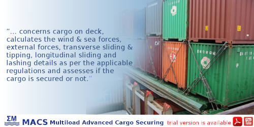 Multiload Advanced Cargo Securing